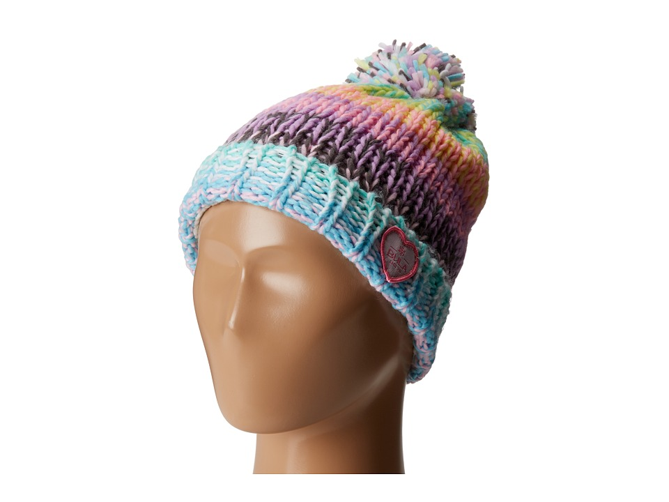 BULA - Kids Zoe Beanie (Big Kid) (Sea) Beanies