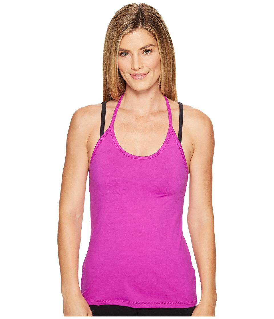 Nike - Dry Slim Training Tank (Vivid Purple/Vivid Purple) Women's Sleeveless