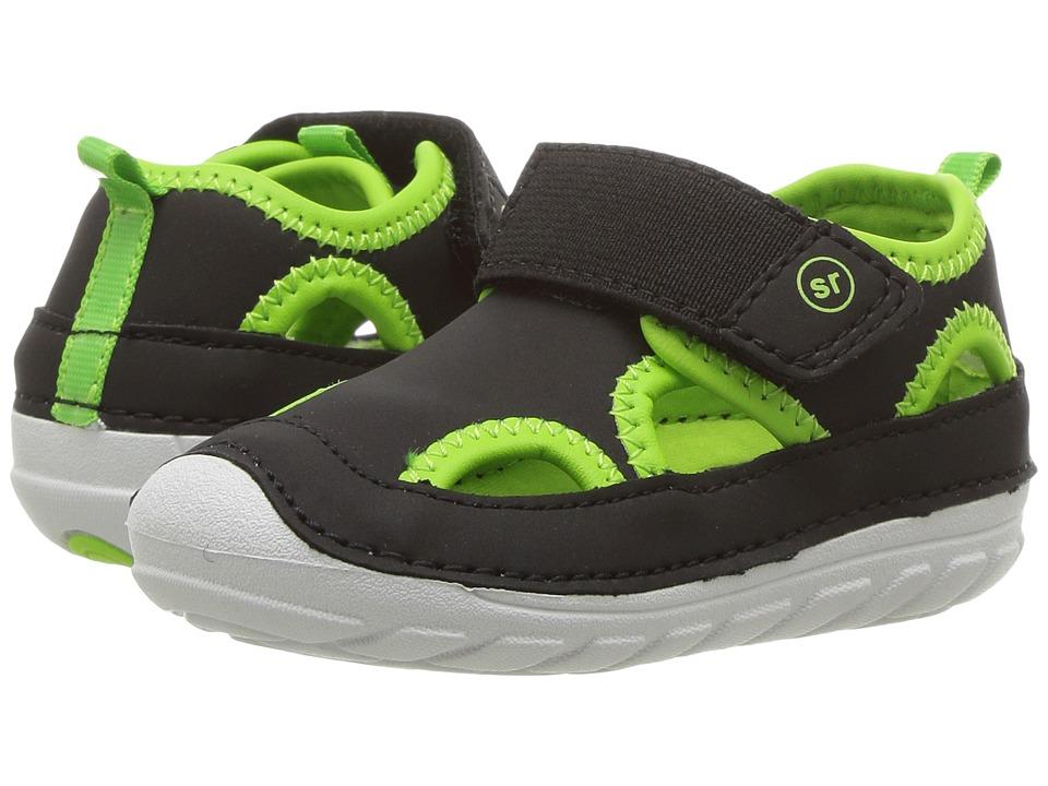 Stride Rite - SM Splash (Infant/Toddler) (Black) Boy's Shoes