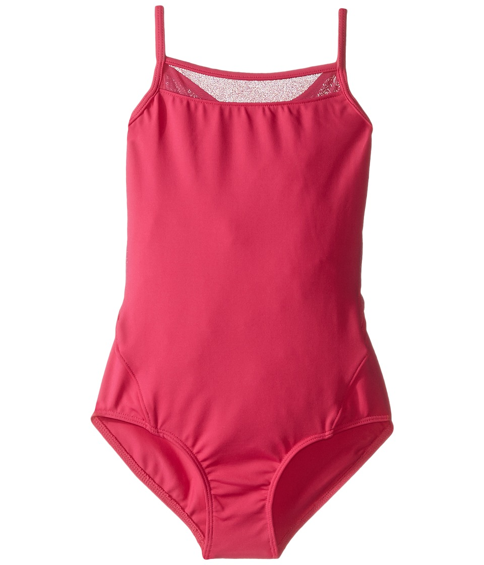 Bloch Kids - Sprinkle Back Camisole (Toddler/Little Kids/Big Kids) (Hot Pink) Girl's Sleeveless