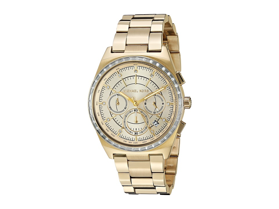 Michael Kors - MK6421 - Vail (Gold) Watches