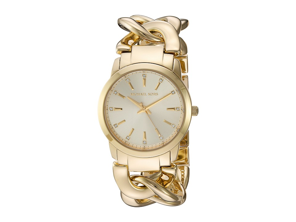 Michael Kors - MK3608 - Elena (Gold) Watches