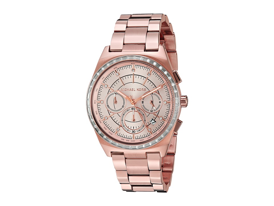 Michael Kors - MK6422 - Vail (Rose Gold) Watches
