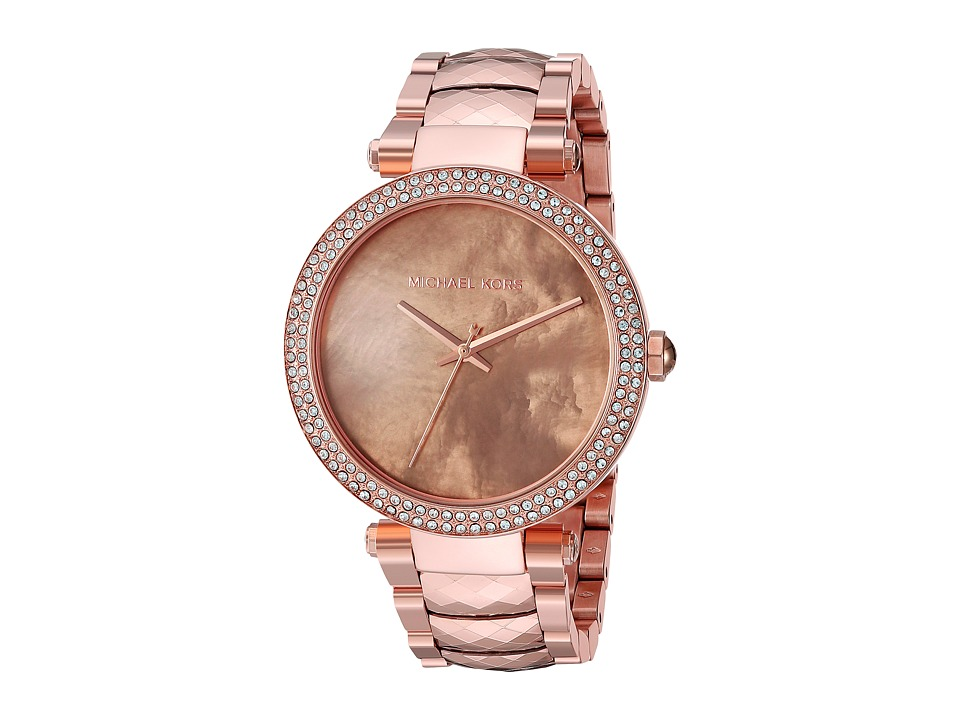 Michael Kors - MK6426 - Parker (Rose Gold) Watches