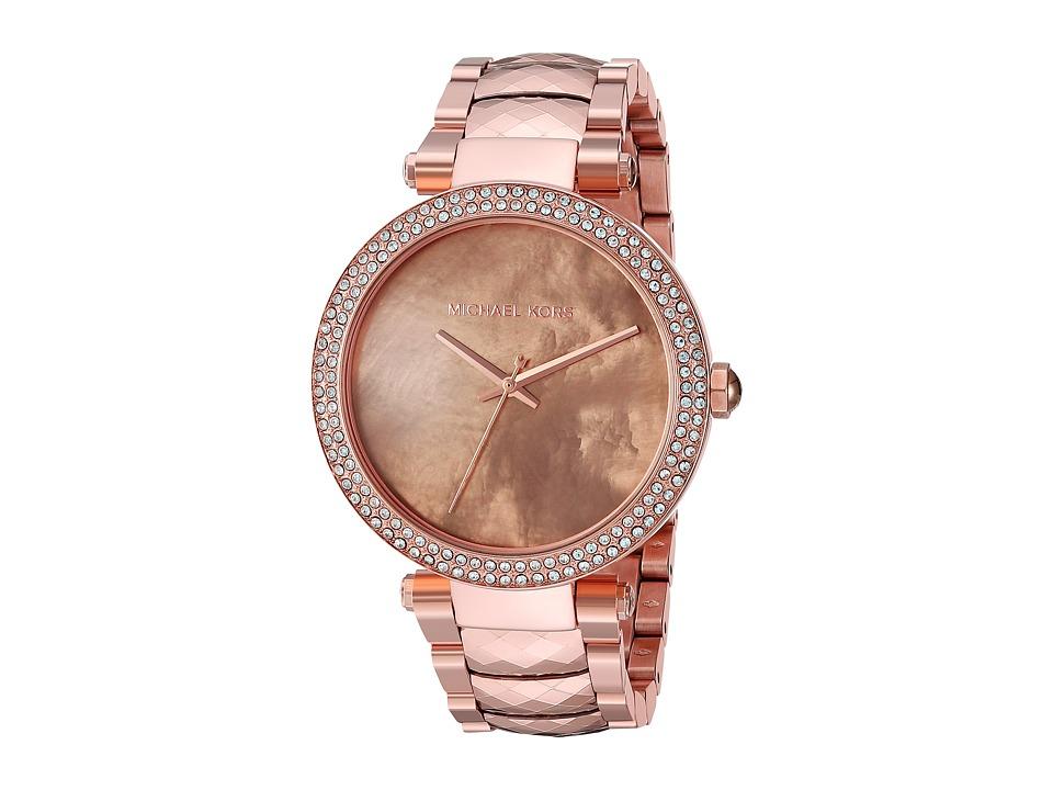 Michael Kors - MK6426 - Parker (Rose Gold) Watches