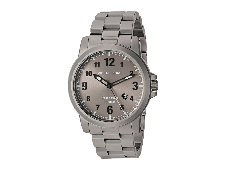 Michael Kors - MK8534 - Paxton (Grey) Watches