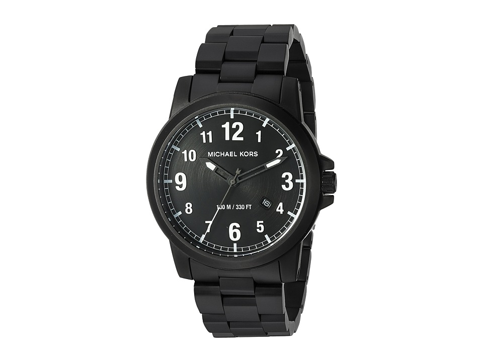 Michael Kors - MK8532 - Paxton (Black) Watches