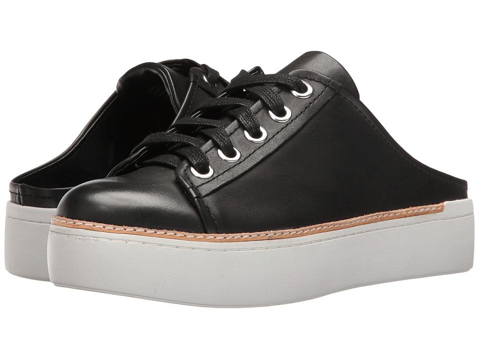 M4D3 Slide (Black Soft Calf) Women