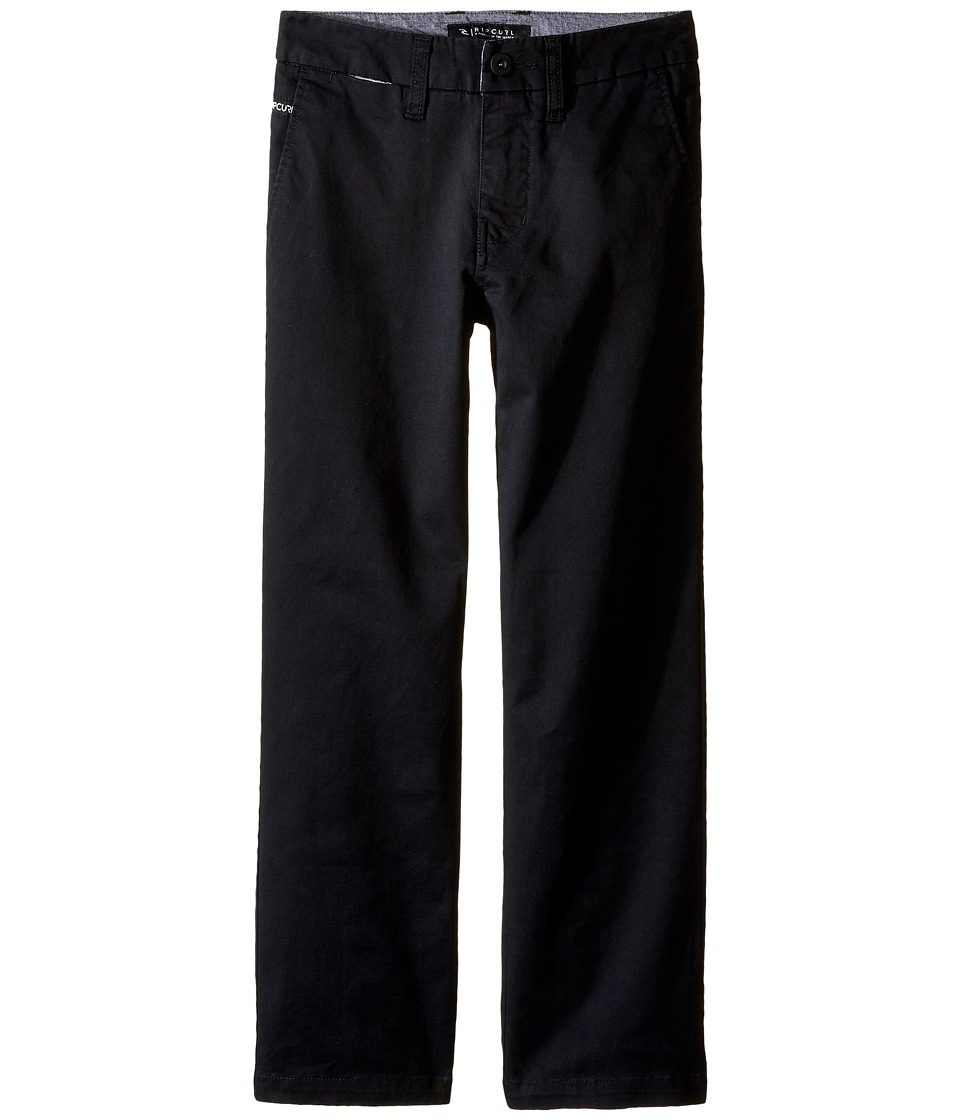 Rip Curl Kids - Epic Pants (Big Kids) (Black) Boy's Clothing