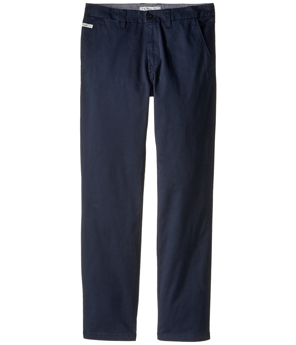 Rip Curl Kids - Epic Pants (Big Kids) (Navy) Boy's Clothing