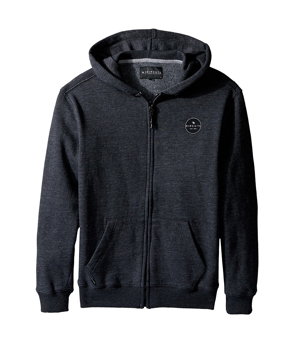 Rip Curl Kids - Dawn Patrol Fleece (Big Kids) (Black) Boy's Clothing