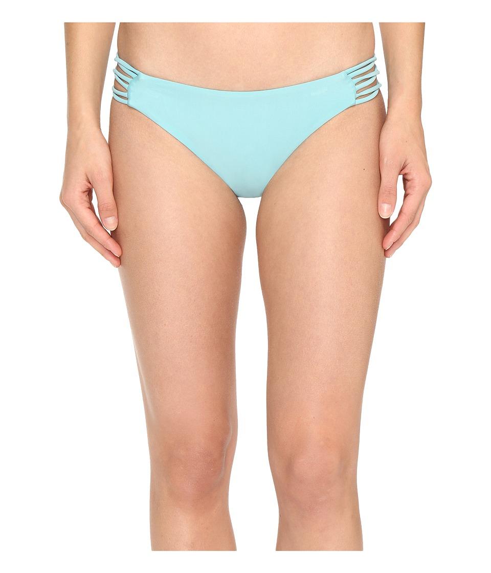 Amuse Society - Pipen Everyday Bottom (Aqua) Women's Swimwear