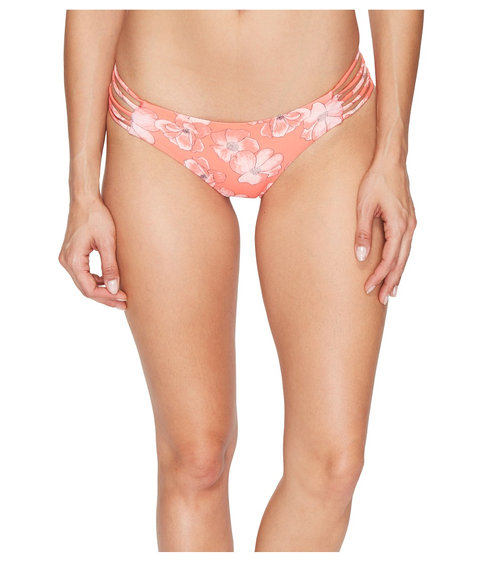 Amuse Society Petunea Cheeky Bottom (Coral) Women