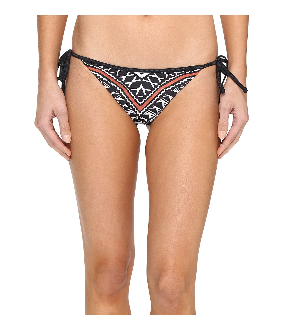 Amuse Society Moche Skimpy Bottom (Black) Women