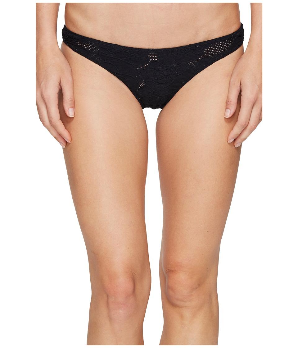 Amuse Society - Zinnea Skimpy Bottom (Black) Women's Swimwear