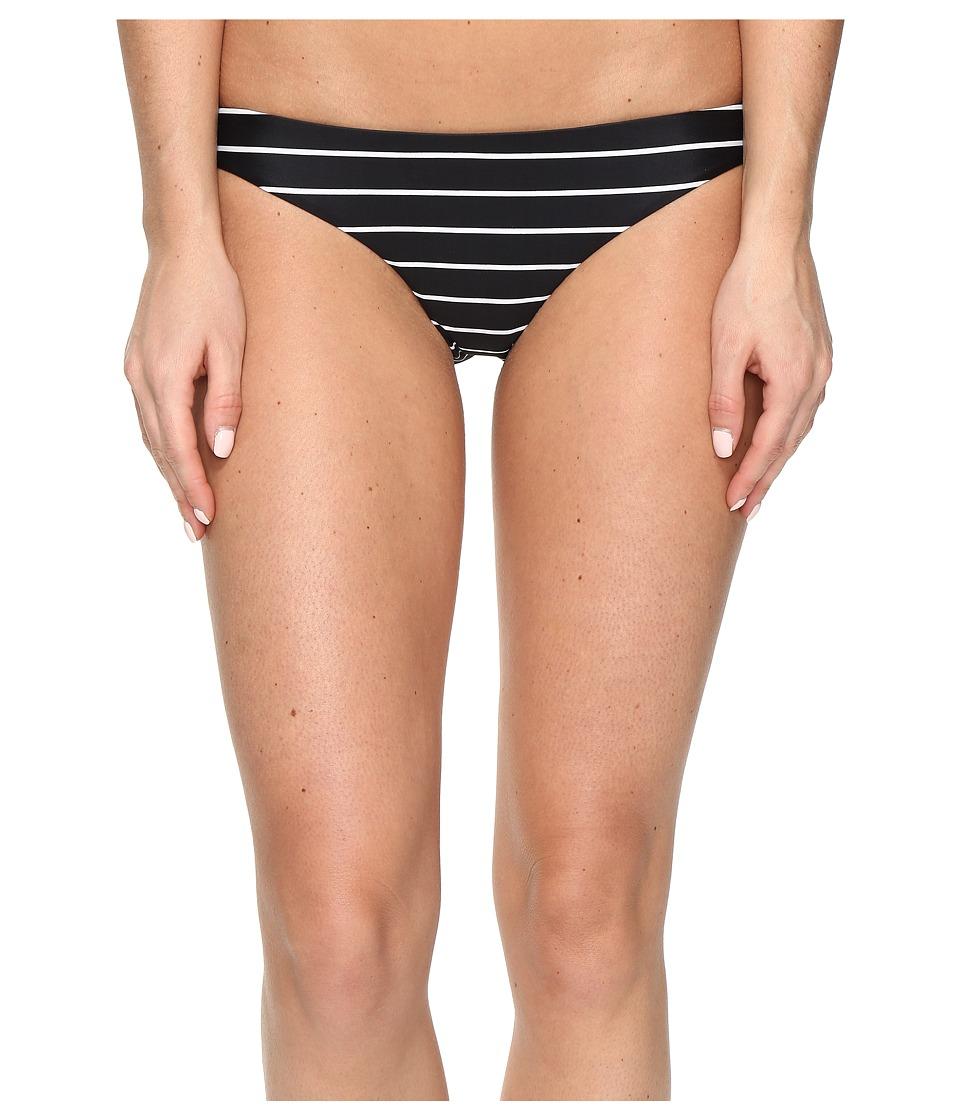 Amuse Society - Capah Cheeky Bottom (Black) Women's Swimwear