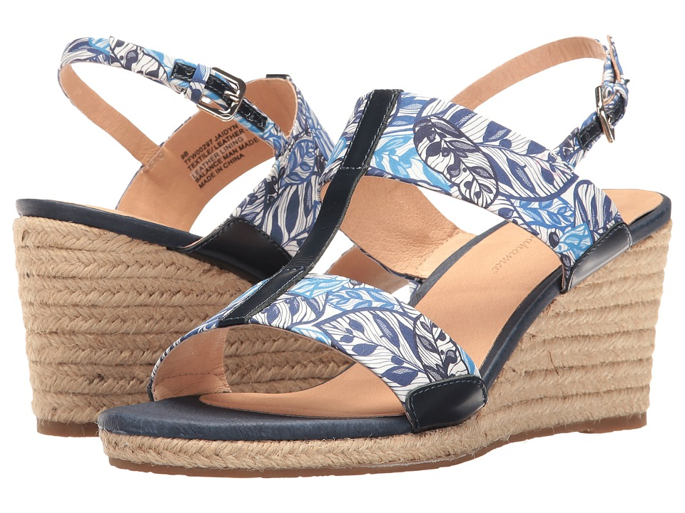 Tommy Bahama - Jaidyn (Jungle Breeze Print/Blue Multi) Women's Sandals