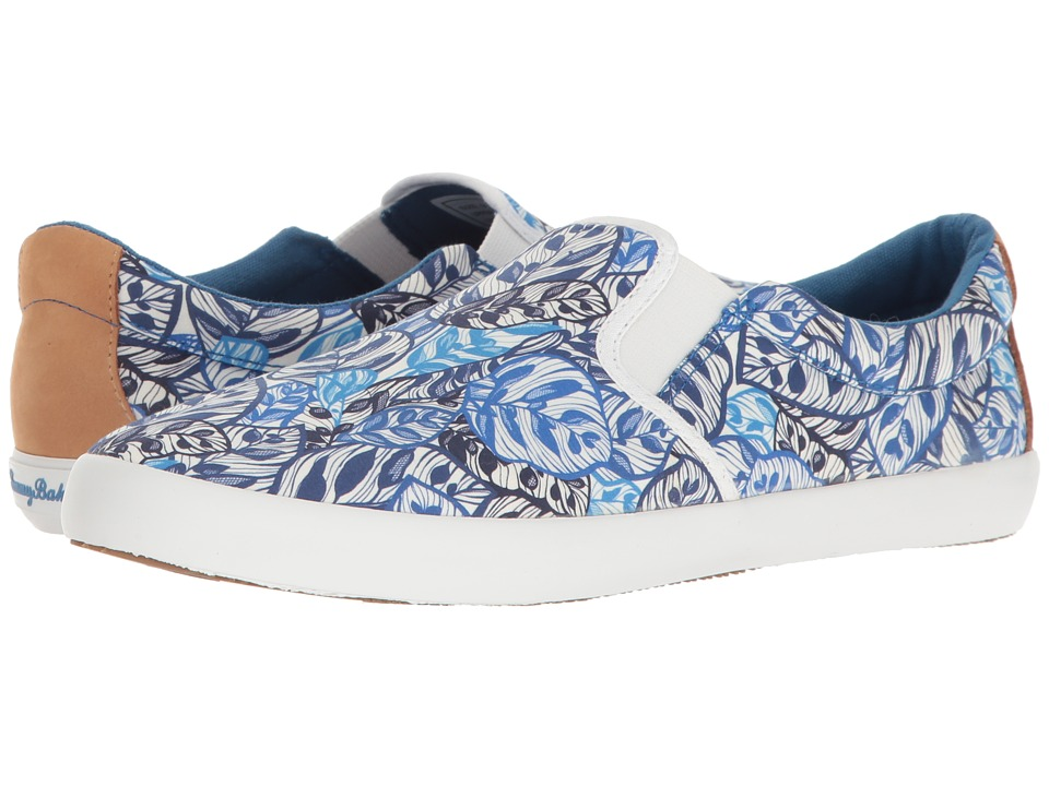 Tommy Bahama Enisa Double Gore (Jungle Breeze Print/Blue Multi) Women