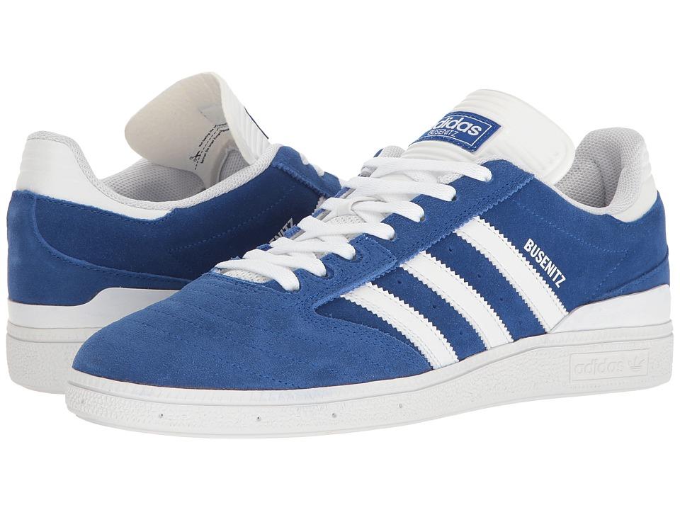adidas Skateboarding - Busenitz Pro (Collegiate Royal/Footwear White/Footwear White) Men's Skate Shoes