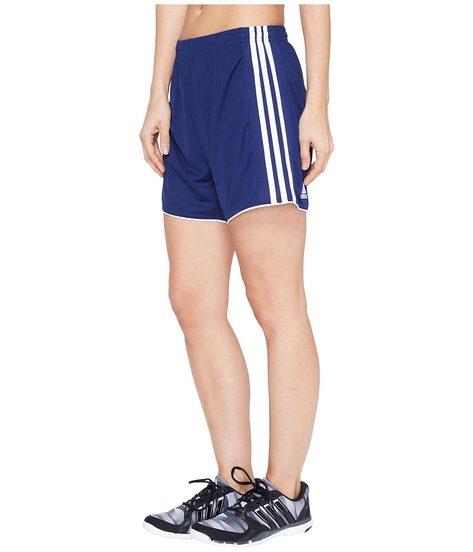 adidas - Tastigo 17 Shorts (Dark Blue/White) Women's Shorts