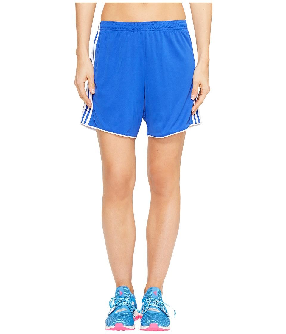 adidas - Tastigo 17 Shorts (Bold Blue/White) Women's Shorts