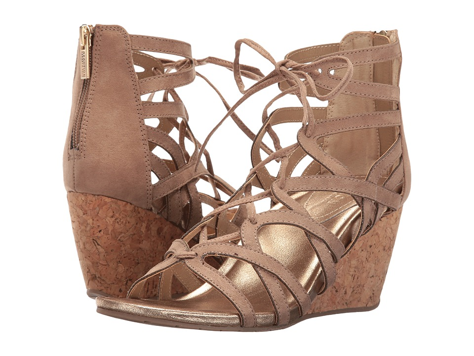 Kenneth Cole Reaction - Cake Pop (Almond) Women's Wedge Shoes