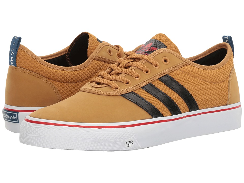 adidas Skateboarding - Adi-Ease (Mesa/Core Black/Scarlet) Skate Shoes