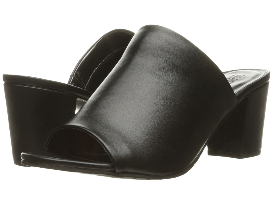 Kenneth Cole Reaction Mass-Ter Mind (Black Leather) Women