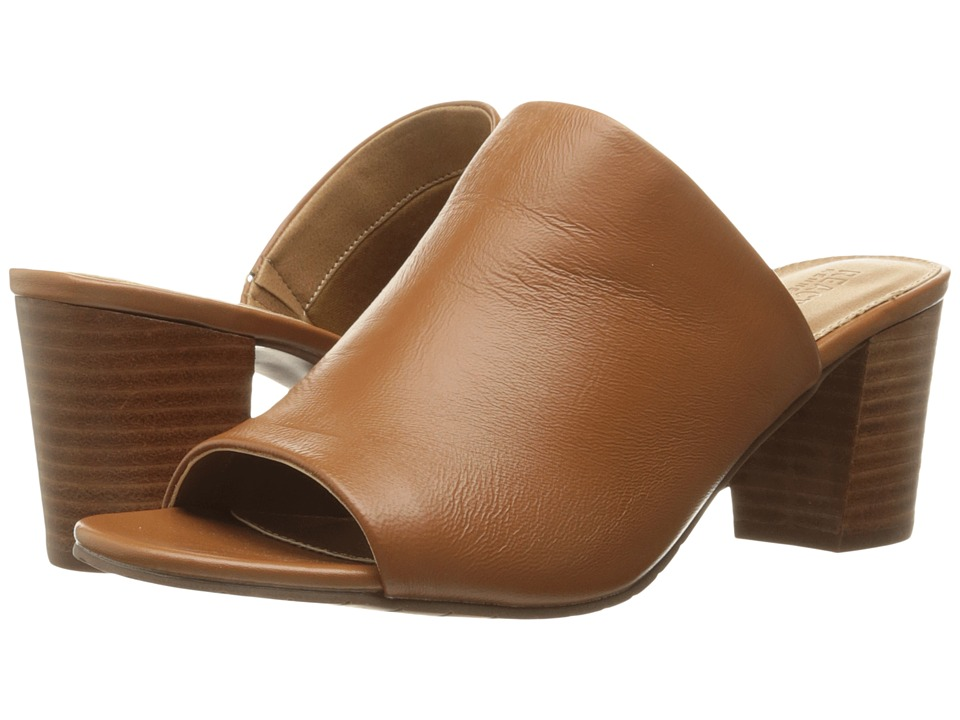 Kenneth Cole Reaction - Mass-Ter Mind (Tan Leather) Women's Shoes