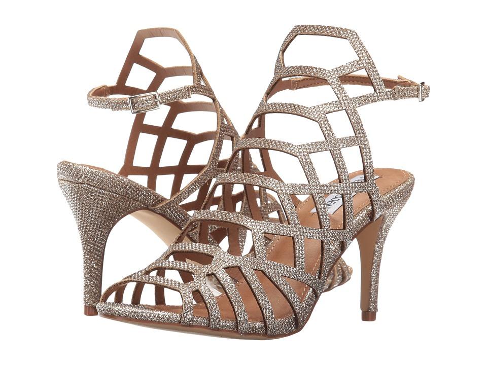 Steve Madden - Saedee (Gold Glitter) Women's Shoes