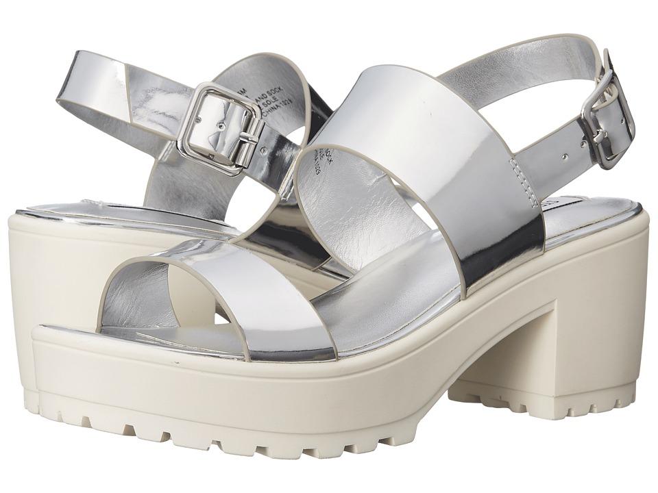 Steve Madden - Gilah (Silver) Women's Shoes