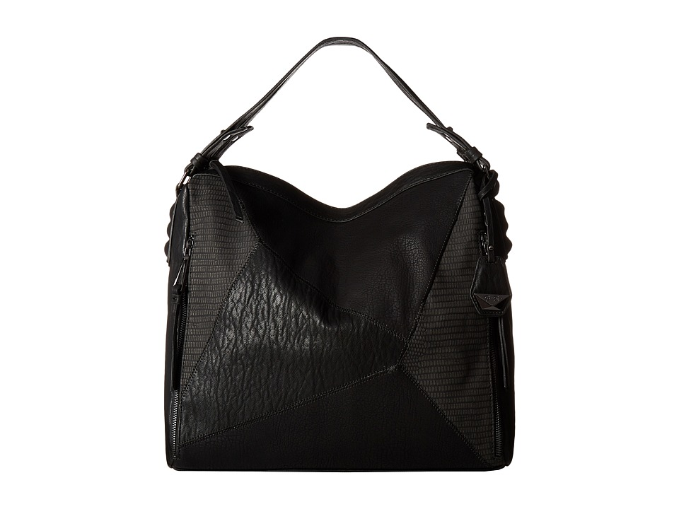 Jessica Simpson - Pamela Shopper (Black) Handbags
