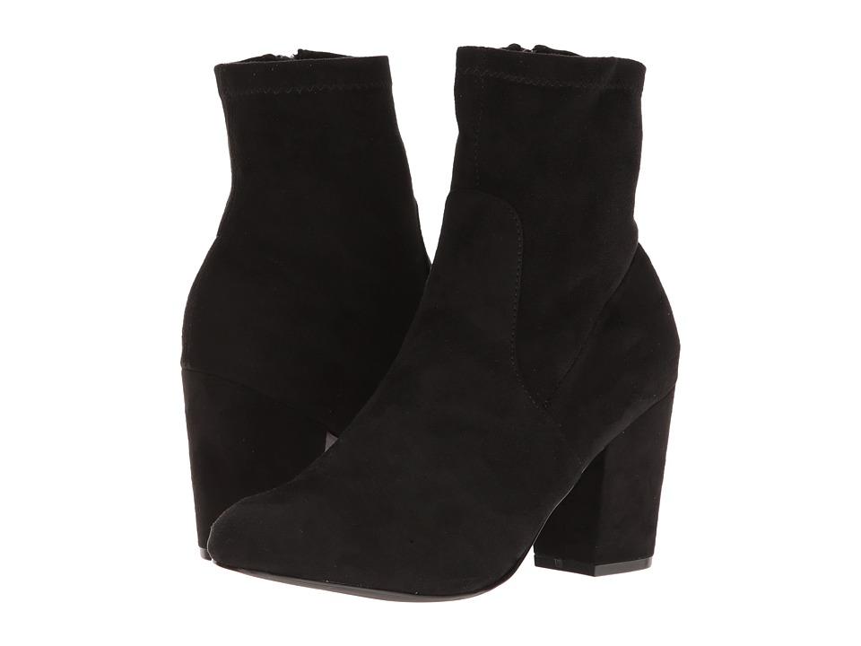 Steve Madden - Shailene (Black) Women's Boots