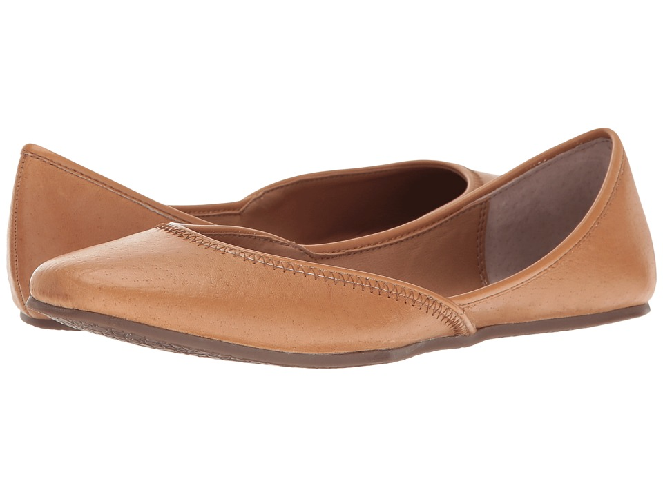 Steve Madden - Azika (Cognac Leather) Women's Shoes