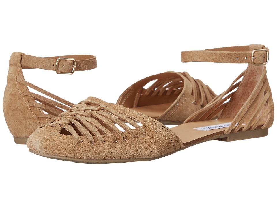 Steve Madden - Terese (Cognac Suede) Women's Shoes