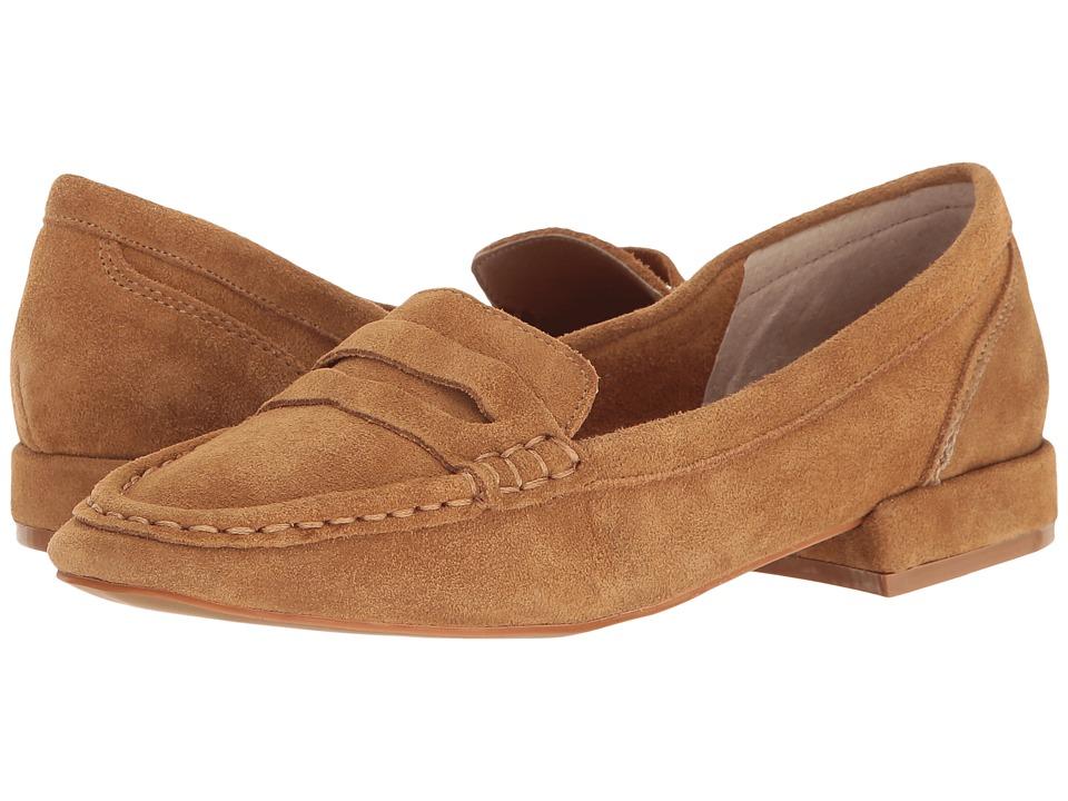 Steve Madden - Paullete (Cognac Suede) Women's Shoes