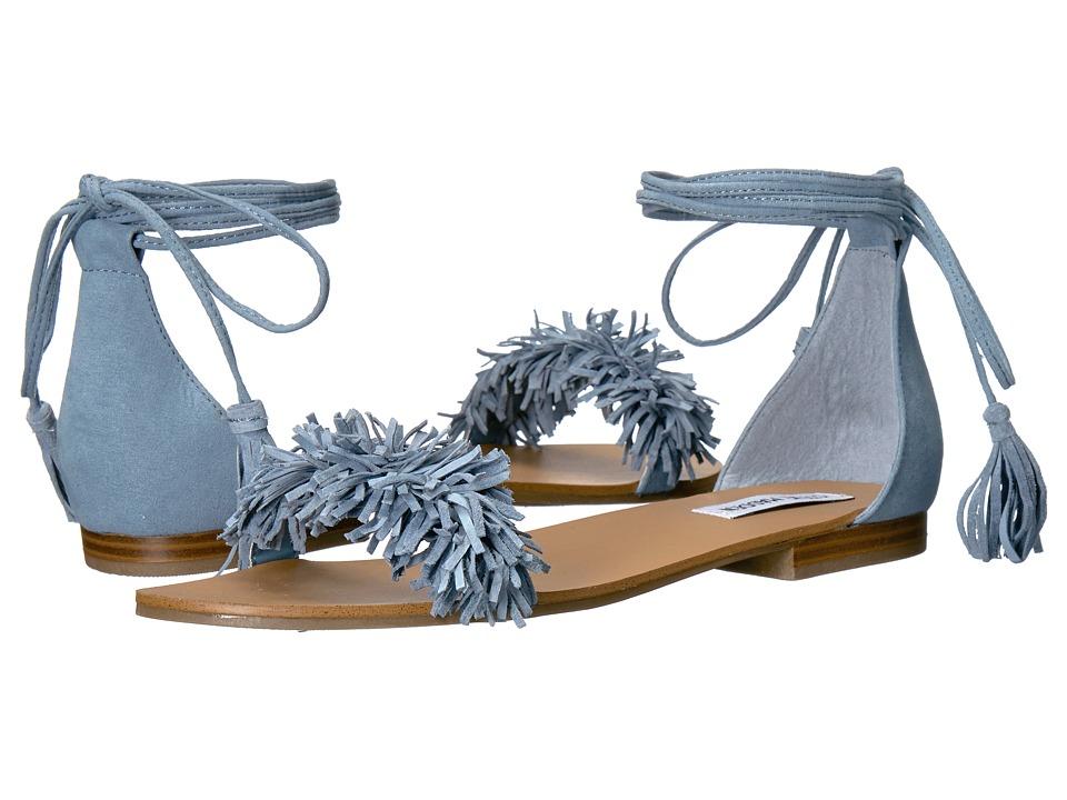 Steve Madden - Alaine (Light Blue) Women's Shoes