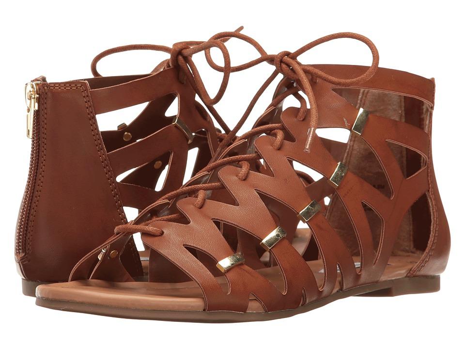 Steve Madden Karissi Cognac Shoes