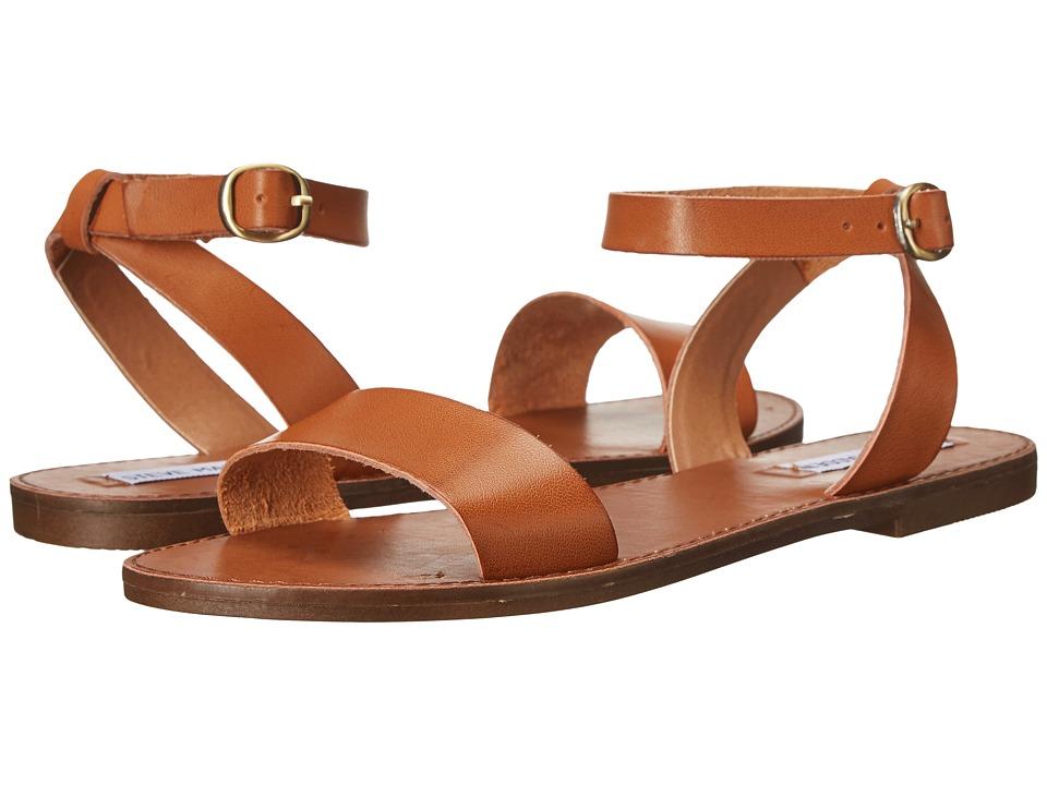 Steve Madden - Dairr (Cognac) Women's Shoes
