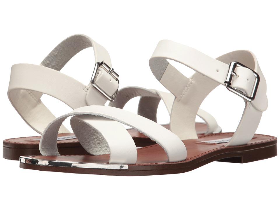 Steve Madden - Bayley-R (White) Women's Shoes