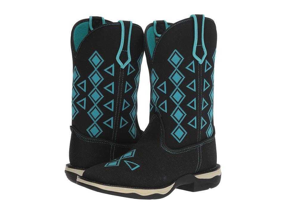 Laredo Venturer (Black) Cowboy Boots