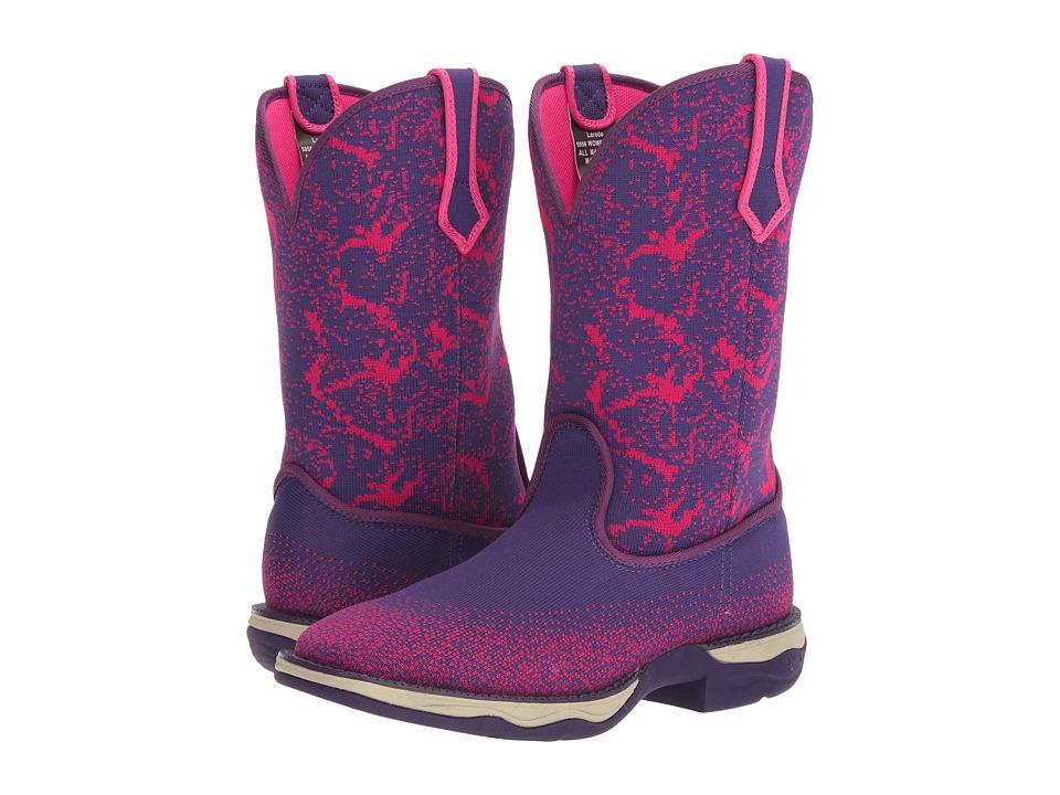 Laredo Berry (Purple) Cowboy Boots