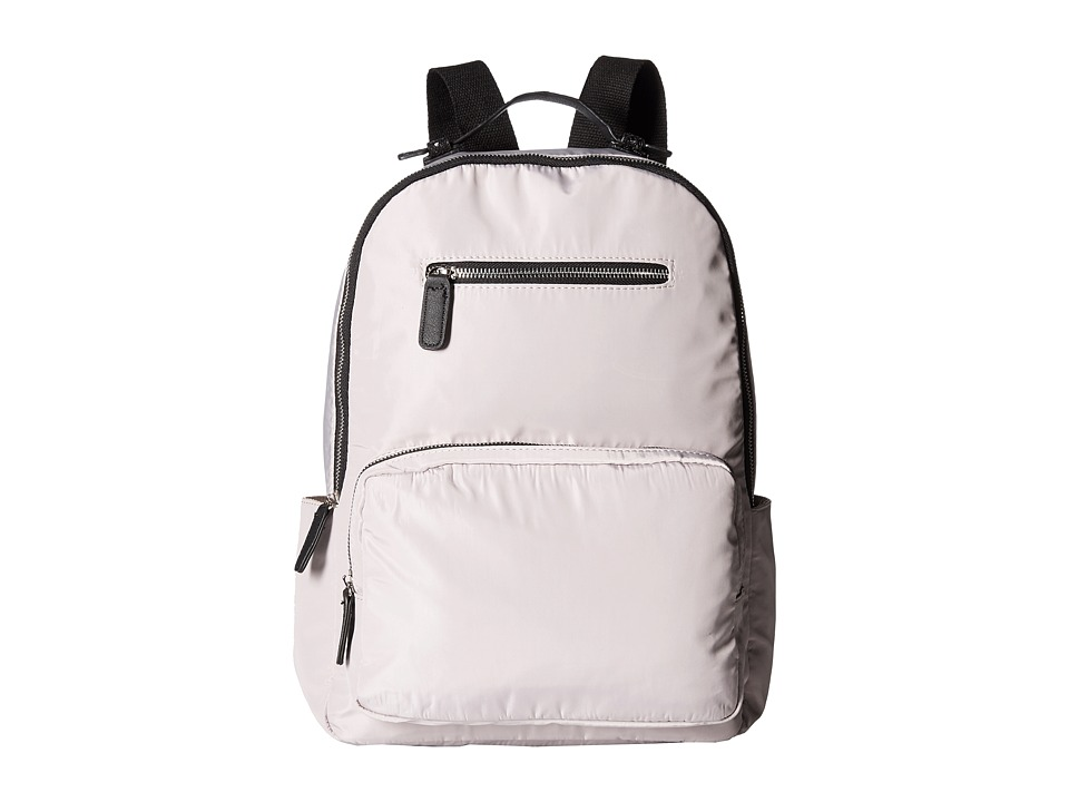 Steve Madden - Mgscribe Backpack by Madden Girl (Light Grey) Backpack Bags
