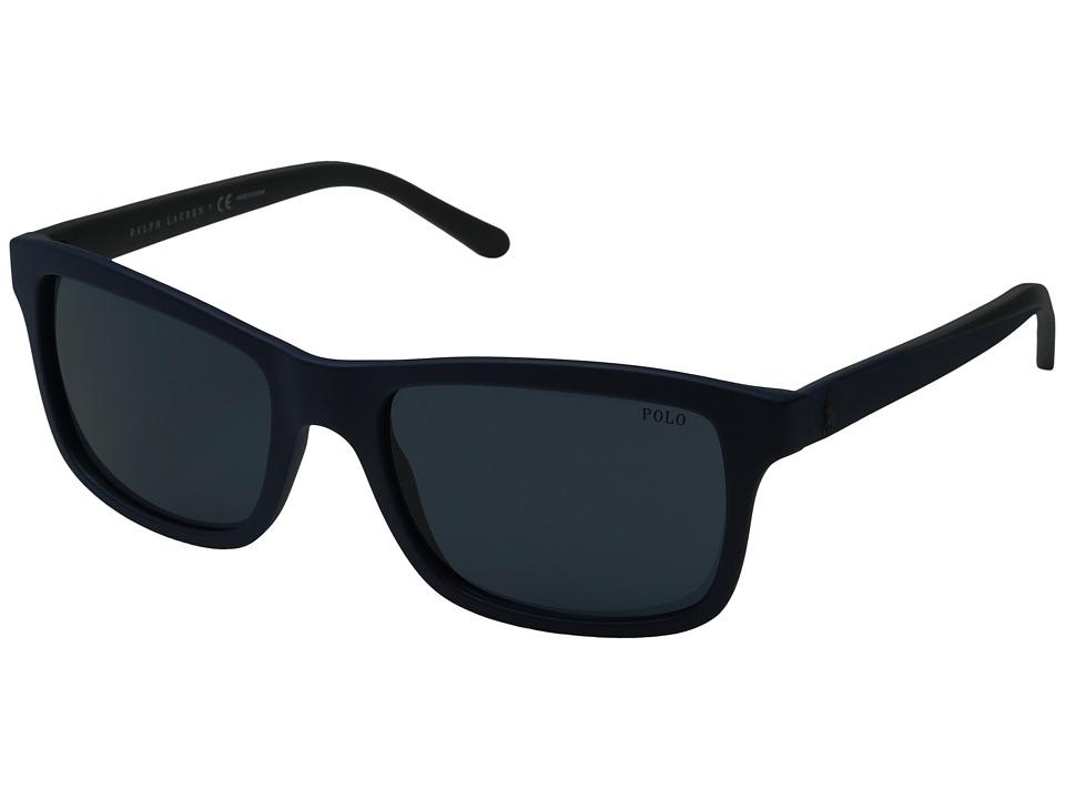 Polo Ralph Lauren - 0PH4095 (Black) Fashion Sunglasses