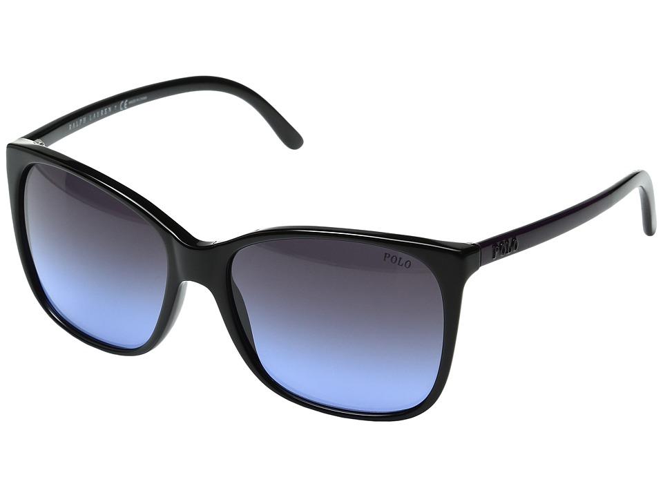 Polo Ralph Lauren - 0PH4094 (Black) Fashion Sunglasses