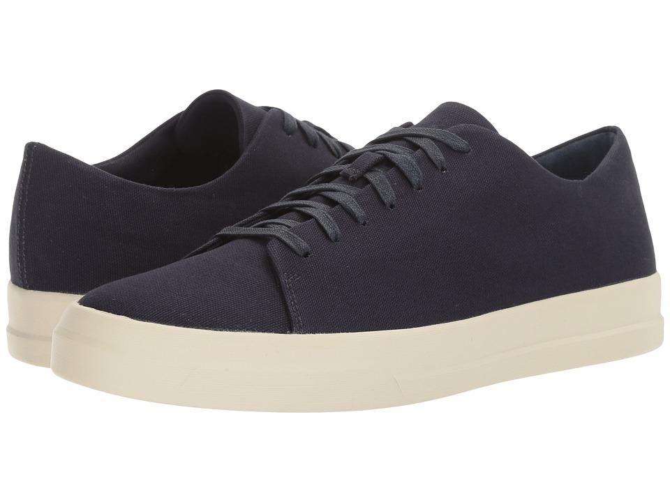 Vince - Copeland-2 Canvas Sneaker (Coastal Canvas) Men's Lace up casual Shoes
