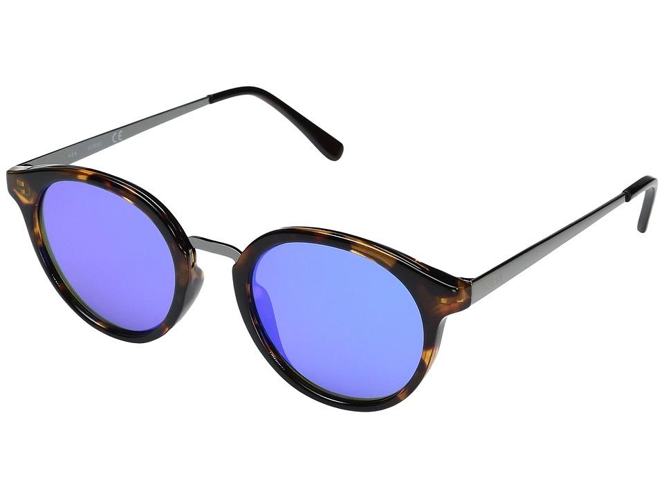 GUESS - GF0305 (Tokyo Tort/Blue Mirror Lens) Fashion Sunglasses