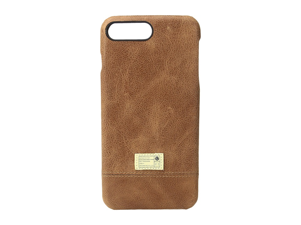 HEX - Focus Case iPhone 7 Plus (Brown Leather) Cell Phone Case