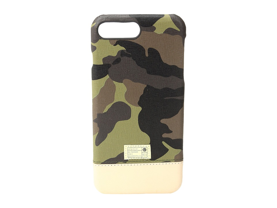 HEX - Focus Case iPhone 7 Plus (Camo Leather) Cell Phone Case