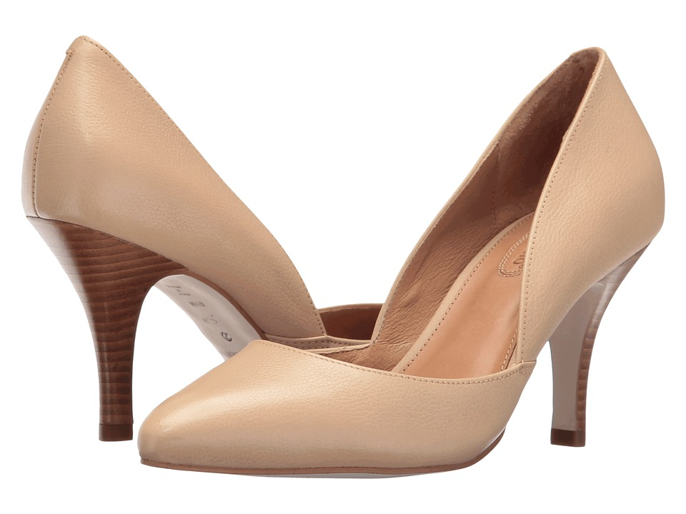 Corso Como - Charity (Nude Soft Tumbled Leather) Women's Shoes